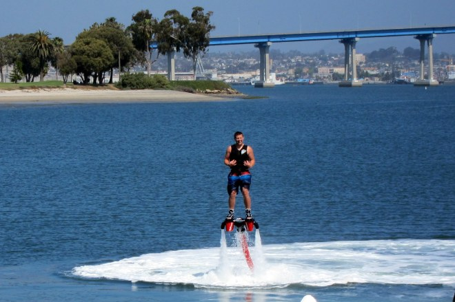 Aquatic Aviation, Fly Board, Pix #2