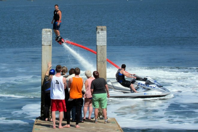 Aquatic Aviation, Fly Board, Pix #5