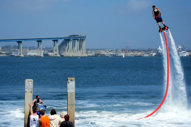 Aquatic Aviation, Fly Board, Pix #6