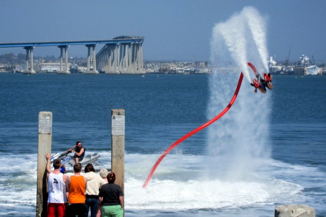 Aquatic Aviation, Fly Board, Pix #7