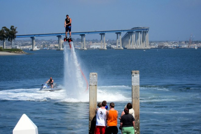 Aquatic Aviation, Fly Board, Pix #8