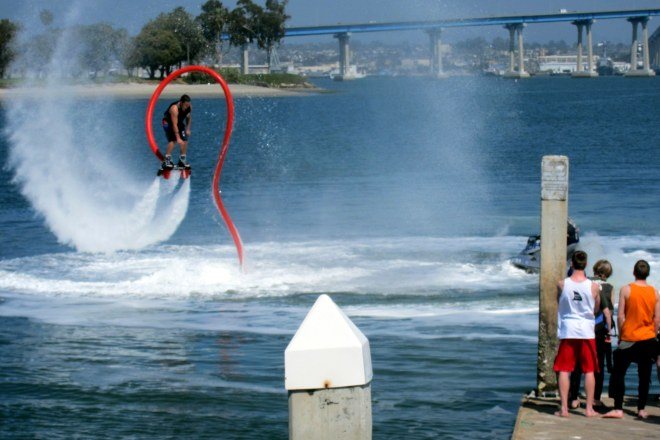 Aquatic Aviation, Fly Board, Pix #9