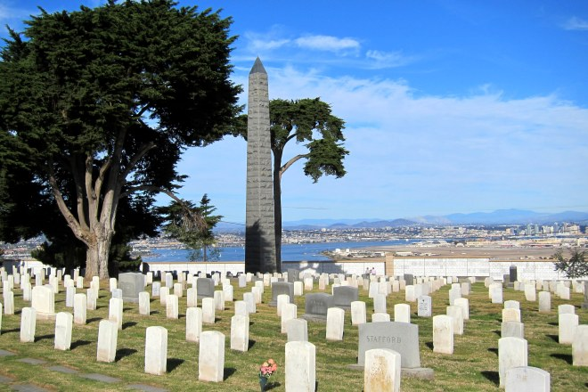 Fort Rosecrans National Cemetary #4
