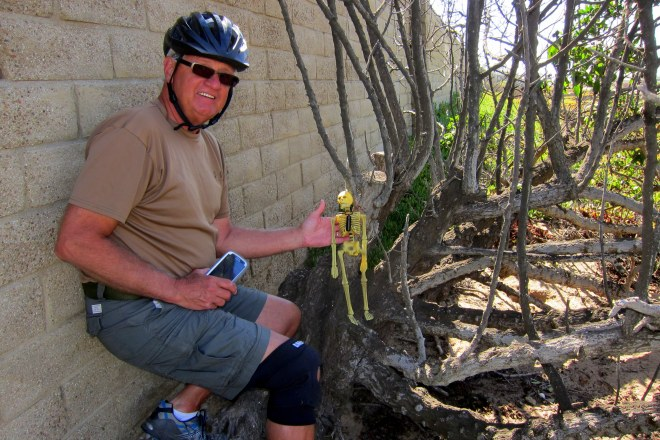 Geo Caching with Dave, Pix #4