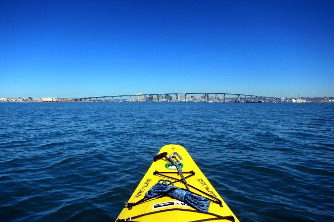 Kayak SD Bay, Pix #1