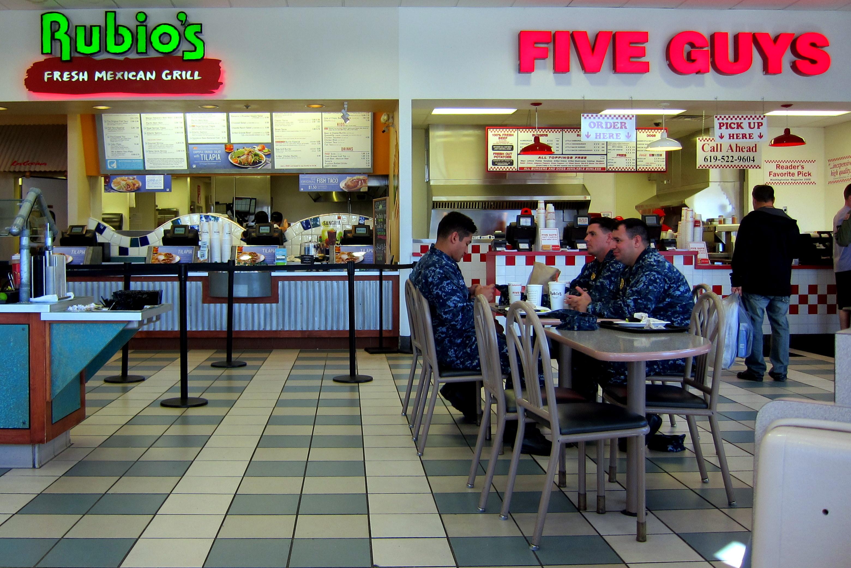 North Island Nex Food Court