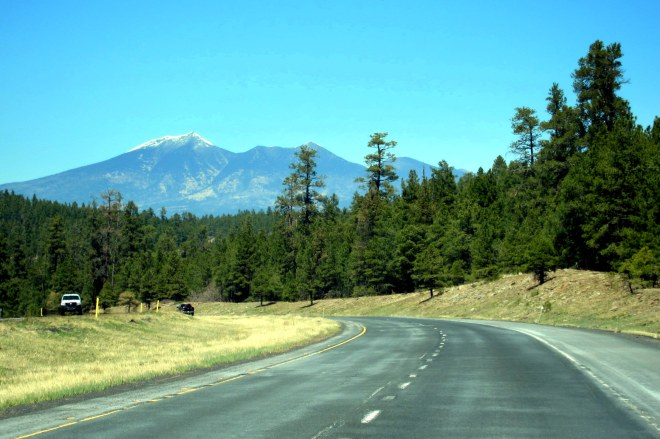 Road to Flagstaff, Photo #3