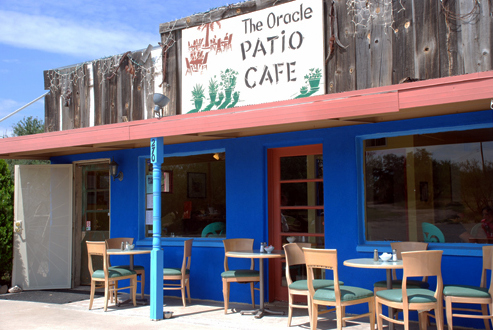 The Oracle Patio Cafe