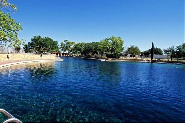Balmorhea Pool #1