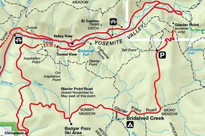 YNP Map