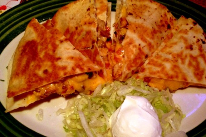 Applebee's Quesadilla
