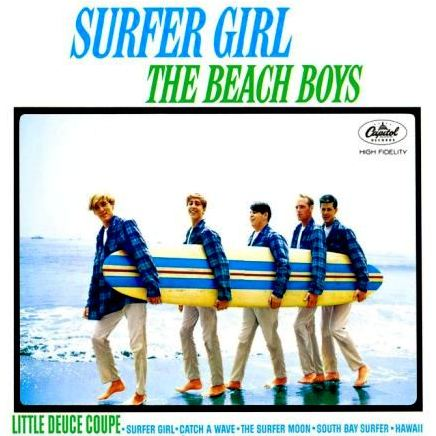 Beach Boys-Surfer Girl