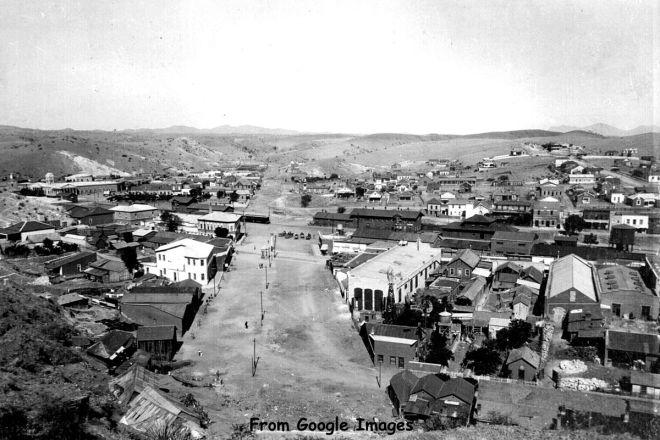 Nogalas Border 1900
