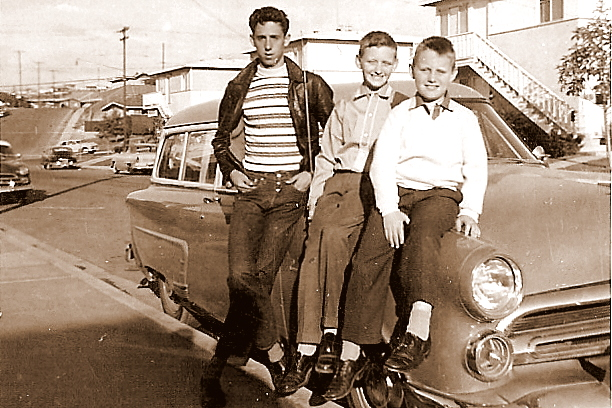 Dewey, Bill and Don-1959-Sepia