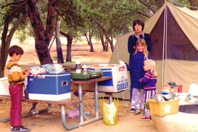 Camp Cuyamaca-1970's