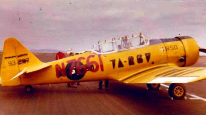 Trigger's Plane #1