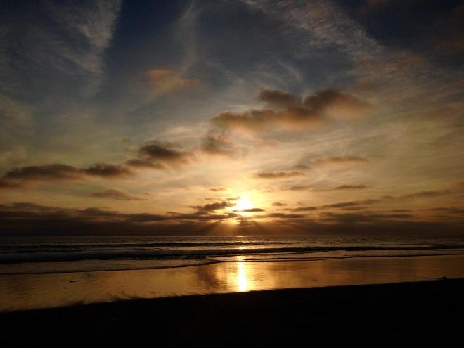 DMBR Sunset #1