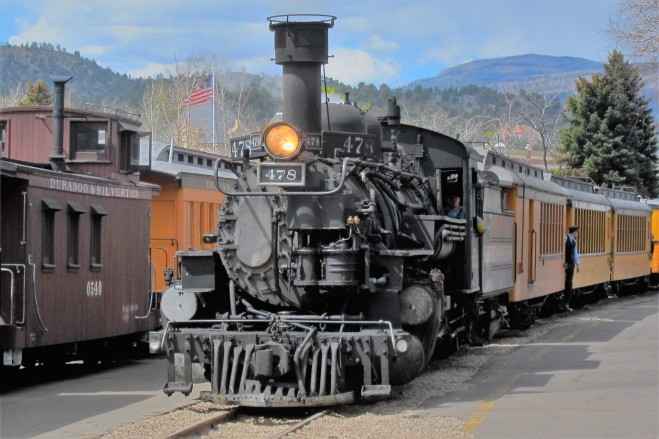 2016-04-22, Durango and Silverton RR, Photo #1