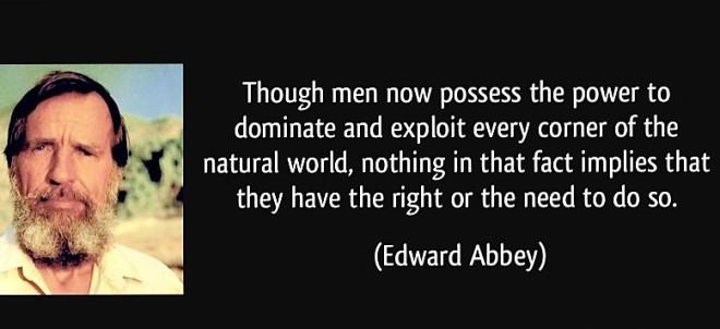 Edward Abby