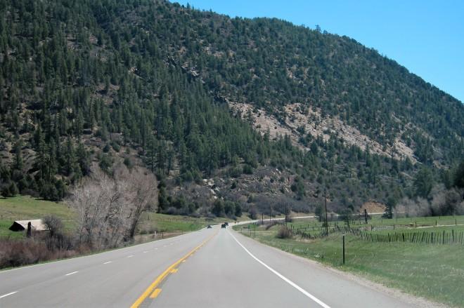 Road to Durango